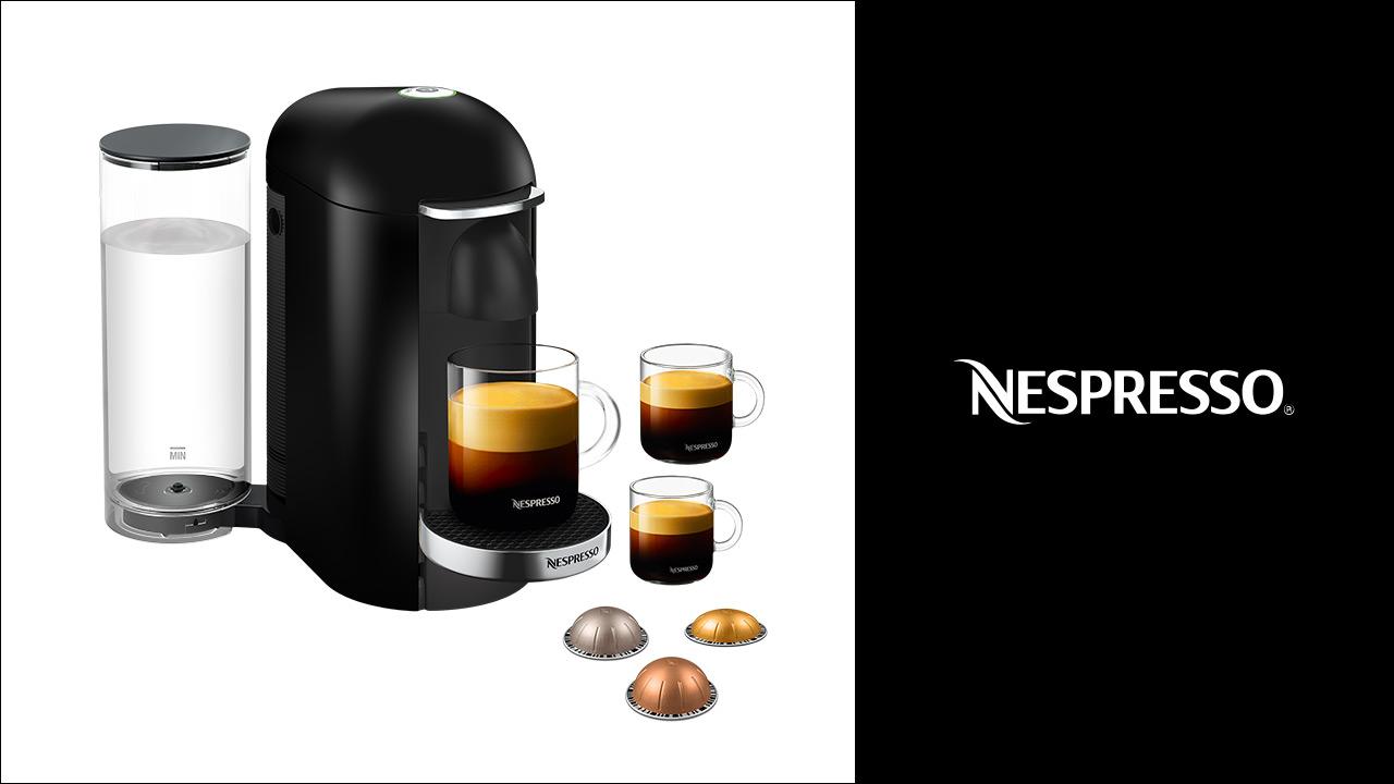 Rythme 105.7 vous offres l'expérience Nespresso!