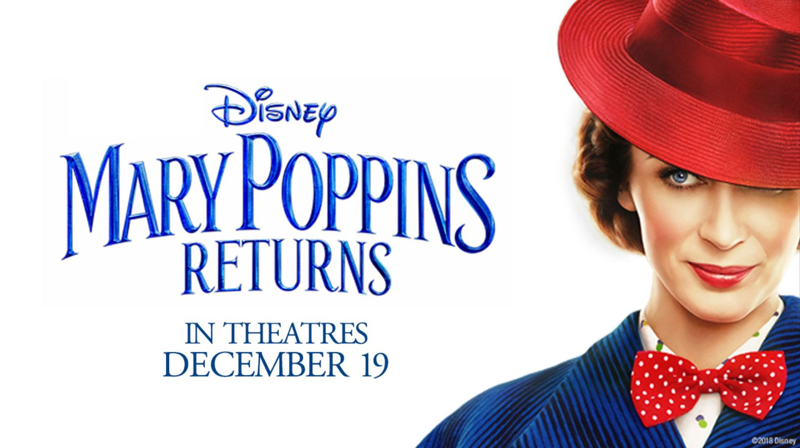 You could be one of the first to see Disney?s Mary Poppins Returns
